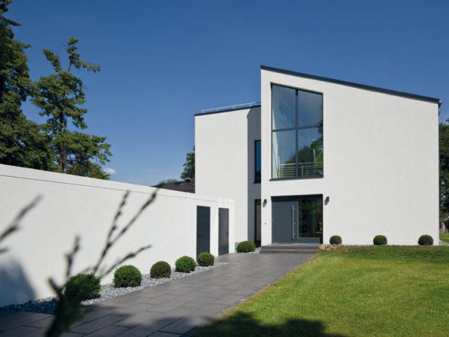 Haus Jonas von Baumeister-Haus - Eingang