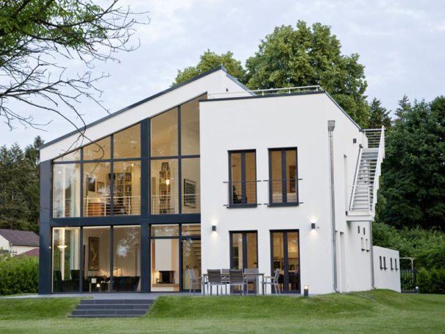 Haus Jonas von Baumeister-Haus - Außen