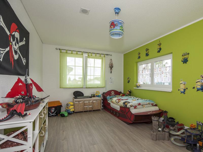 Haus Lehmann von Baumeister-Haus. Kinderzimmer
