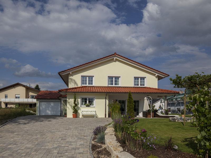 Haus Lehmann von Baumeister-Haus. Außenansicht