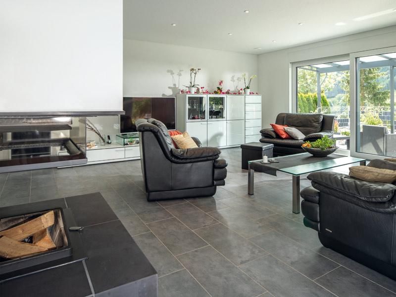 Haus Uhlmann von Baumeister-Haus - Wohnen