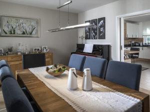 Haus Voss von Baumeister-Haus. Essbereich
