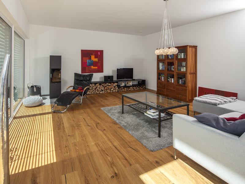Haus Nolte von Baumeister-Haus. Wohnen