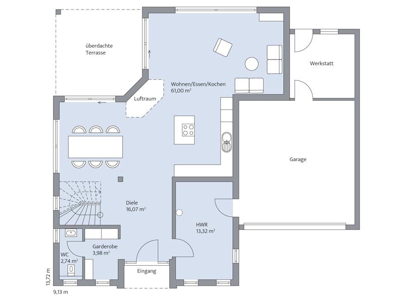 Haus Fuchs von Baumeister-Haus-EG