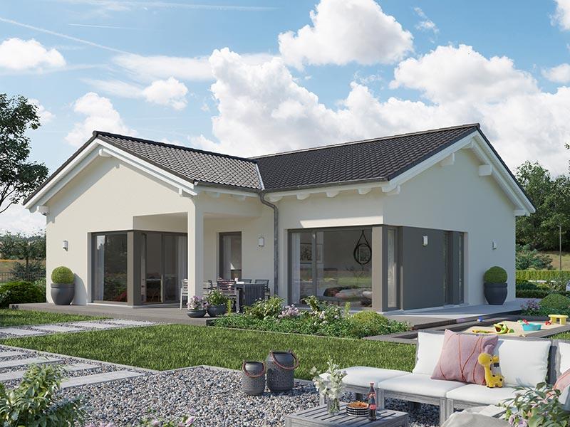 Living Haus Bungalow Solution 82