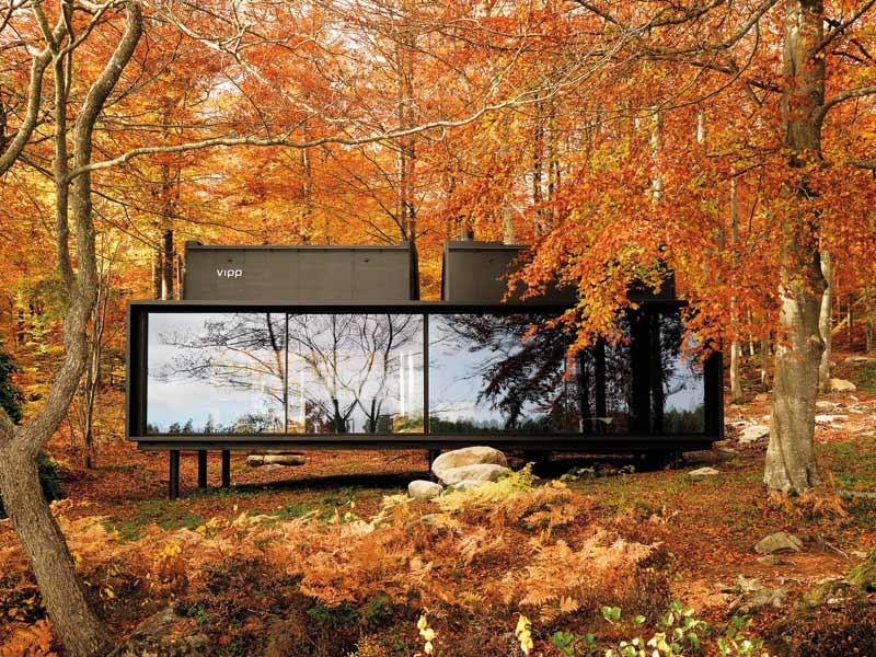 Großes Tiny House mit viel Glas