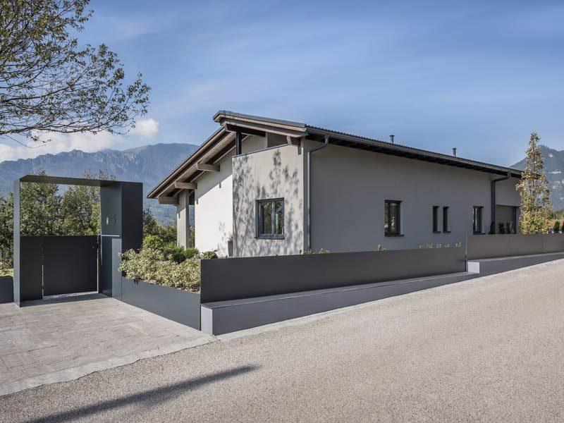 Haus Venezia von Rubner-Haus Straßenseite
