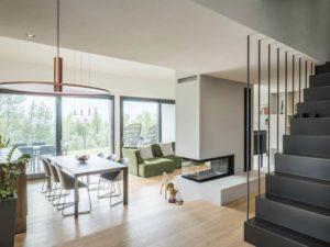 Haus Venezia von Baumeister-Haus -Treppe