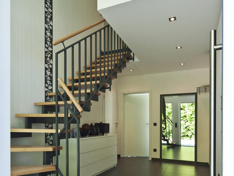 Haus Paulik von Baumeister-Haus - Treppe