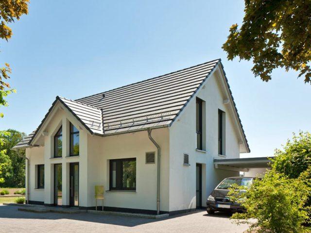 Haus Paulik von Baumeister-Haus - Eingang