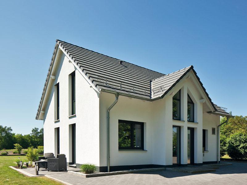 Haus Paulik von Baumeister-Haus - Terrasse
