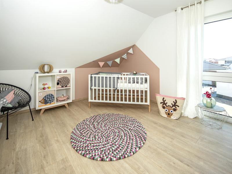 Haus Vahrenholt von Baumeister-Haus - Kinderzimmer