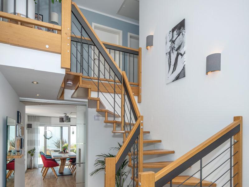 Haus Vahrenhot von Baumeister-Haus-Treppe