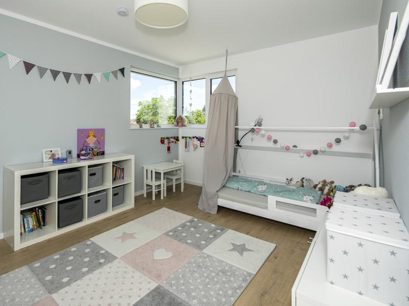 Haus Pfeilschmidt von Baumeister-Haus - Kinderzimmer