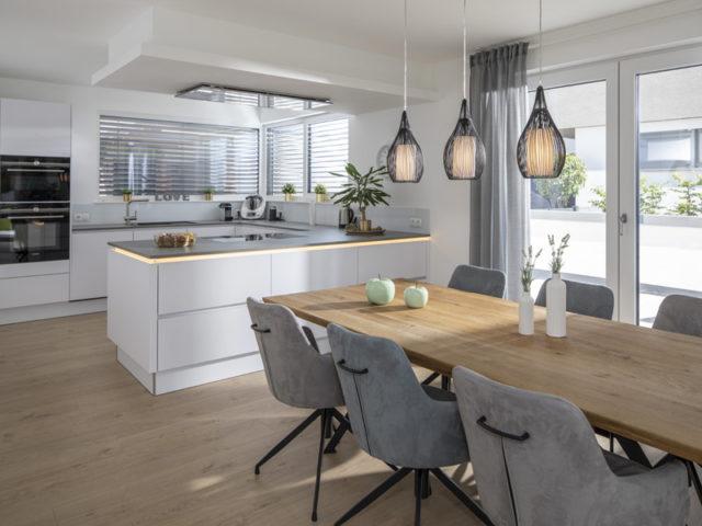 Haus Pfeilschmidt von Baumeister-Haus - Kochen