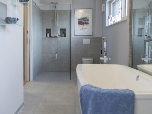 Griffner Classic München von Griffnerhaus, Badezimmer