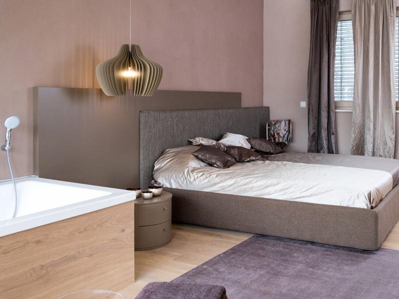 Bungalow Wien von Griffner Haus, Schlafzimmer