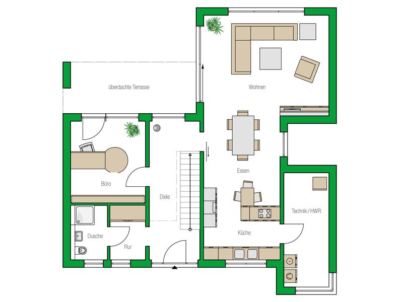 Haus Lugano von Helma -EG