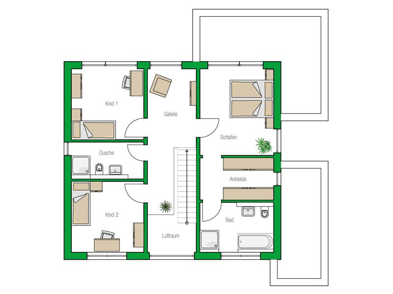 Haus Lugano von Helm -OG