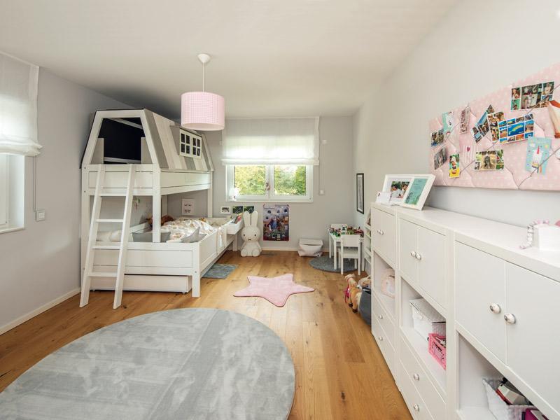 Haus Töpfer von Baumeiste-Haus - Kinderzimmer