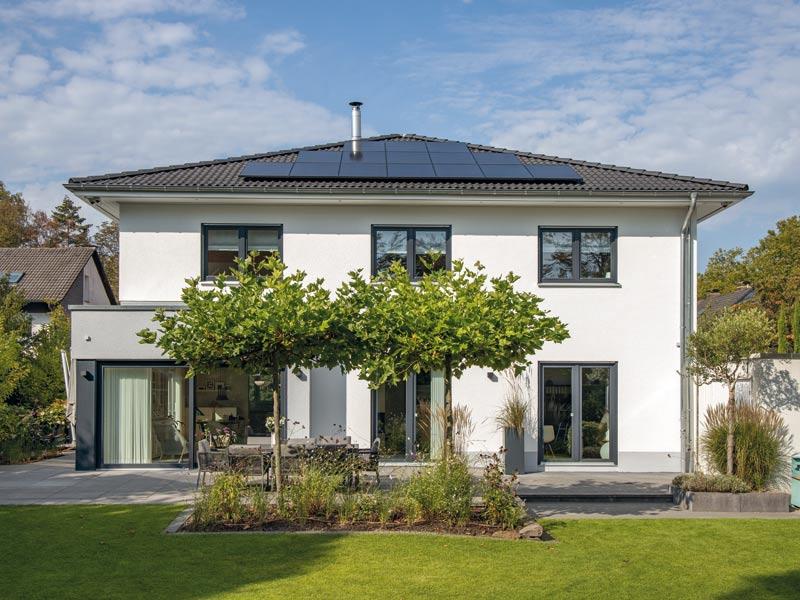 Haus Töpfer von Baumeister-Haus - Außen