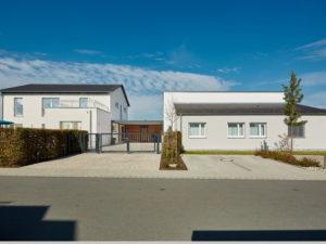 Satteldach landhaus 200 von Luxhaus - Außen