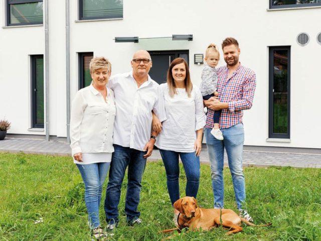 Weberhaus Generationen-wohnen_Familie