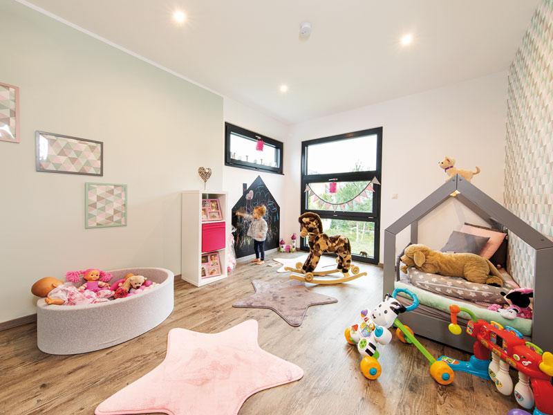 Weberhaus Generationen-wohnen_Kinderzimmer