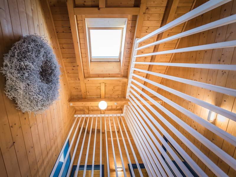 Haus Pusteria von Rubner-Haus - Dachfenster