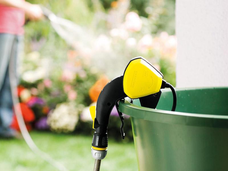Gartenbewässerung Kärcher