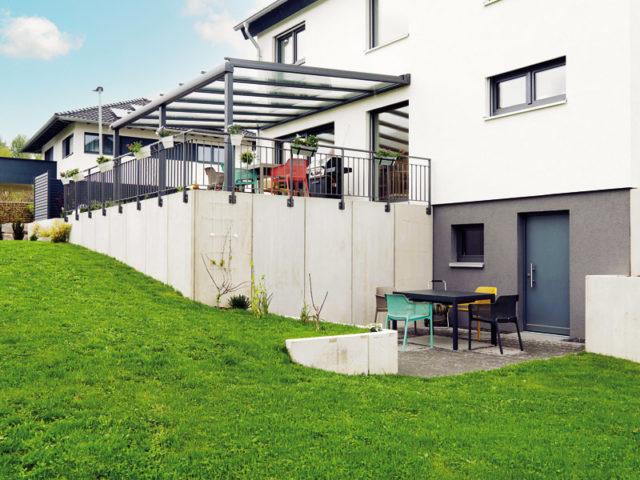 Individuelle Planung von Kampa Terrasse