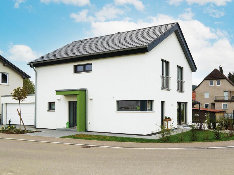 Kampa individuell geplantes Kundenhaus