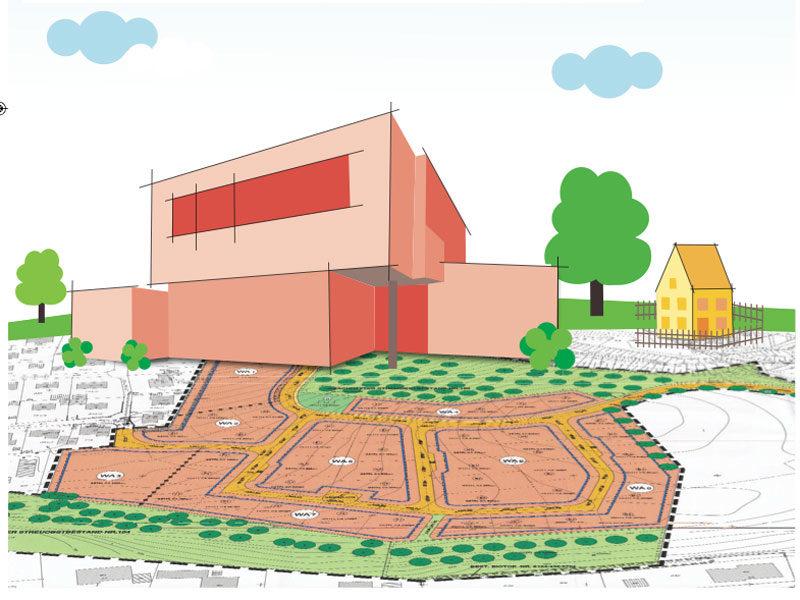Grundriss und Pläne fürs Haus Workshop 3