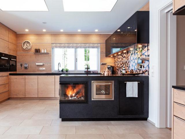 Kundenhaus Merkl Küche