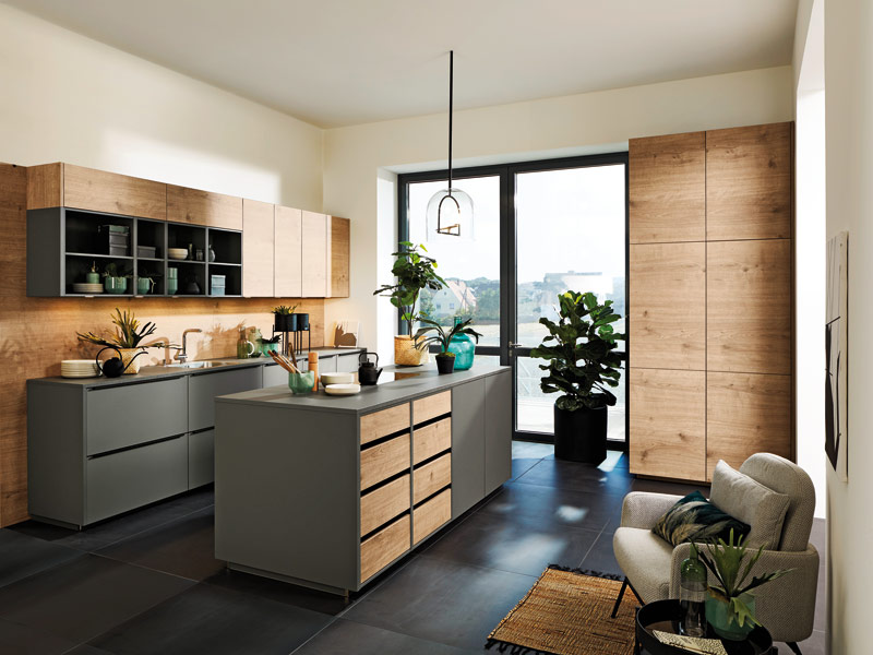 Kücheninsel von Nolte Küchen