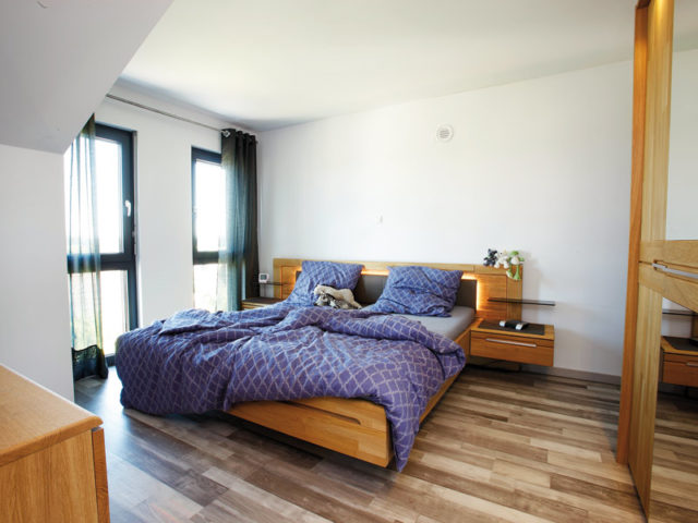 Kundenhaus Boehle von Bien-Zenker Schlafen