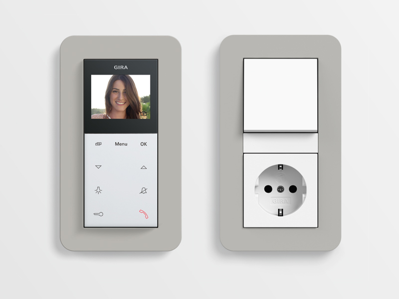 Gira Türkommunikations-System DE