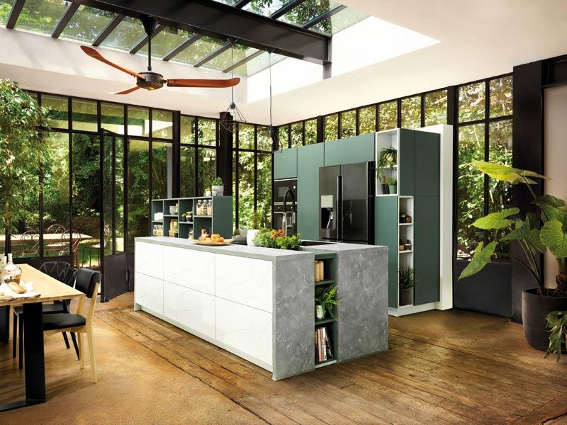 Küche Tropicla Island Schmidt Küchen