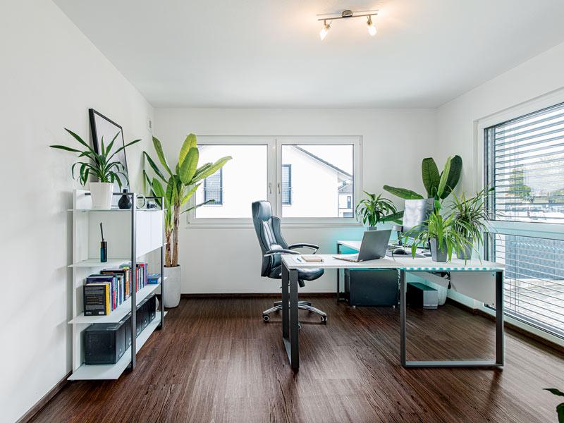 Weberhaus_Stadtvilla für zwei Karg Arbeitszimmer