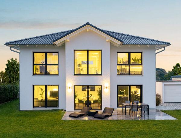 Weberhaus_Stadtvilla für zwei Karg_Terrasse