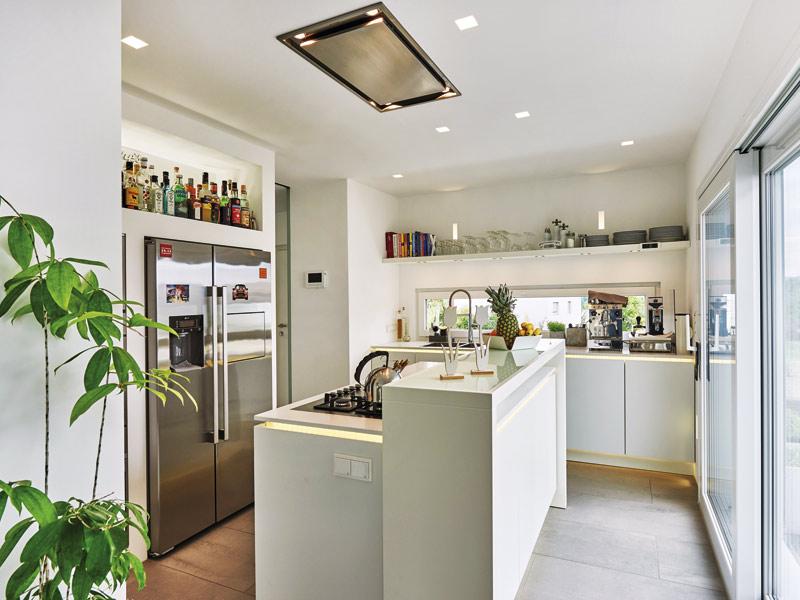 Kücheninsel Weberhaus WoL