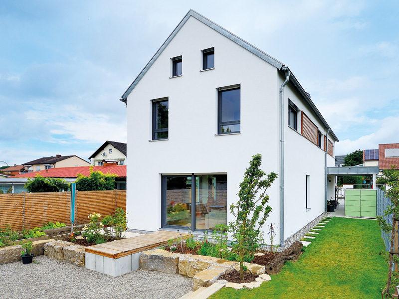 Haus Moder von Fertighaus Weiss