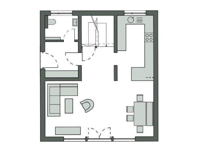 Kundenhaus Hecht von Schwörerhaus