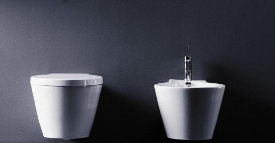 WC frisch