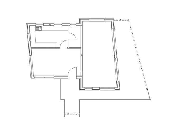 Grundriss Unterreiner Baumhaus von Sonnleitner