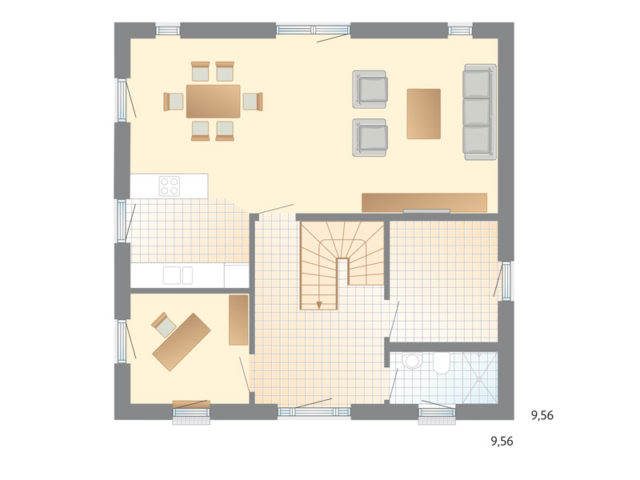 1Liter-Haus! Adelby von Danhaus