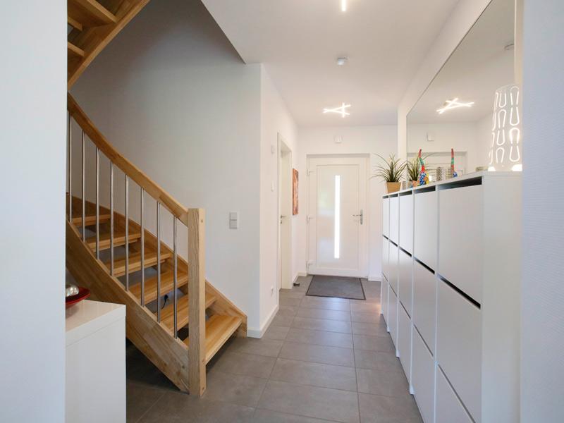 Danwood 119 Treppe