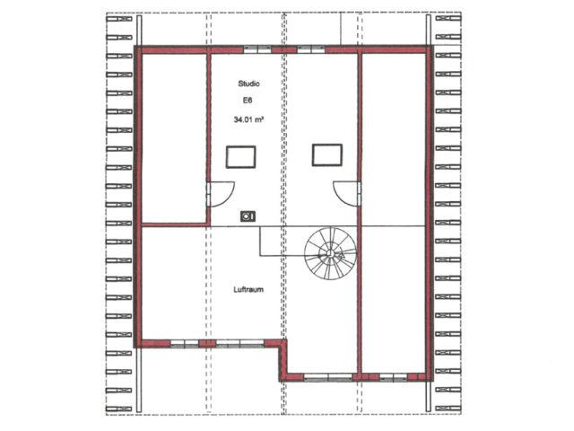 Architektenhaus Traunsee von Isartaler Holzhaus, DG