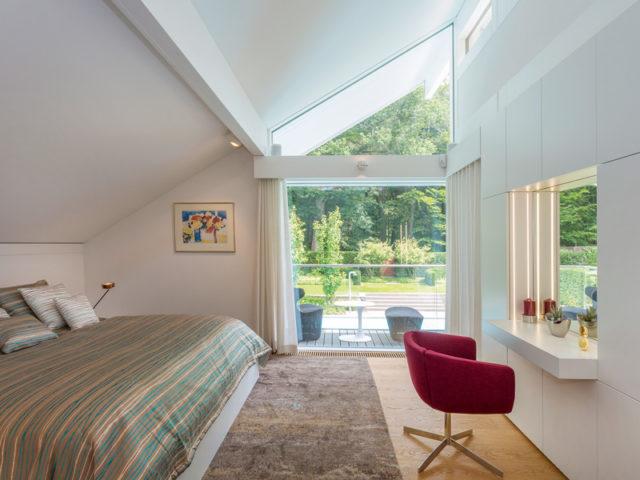 Haus Art 6 Westerwald von Huf Haus Schlafzimmer