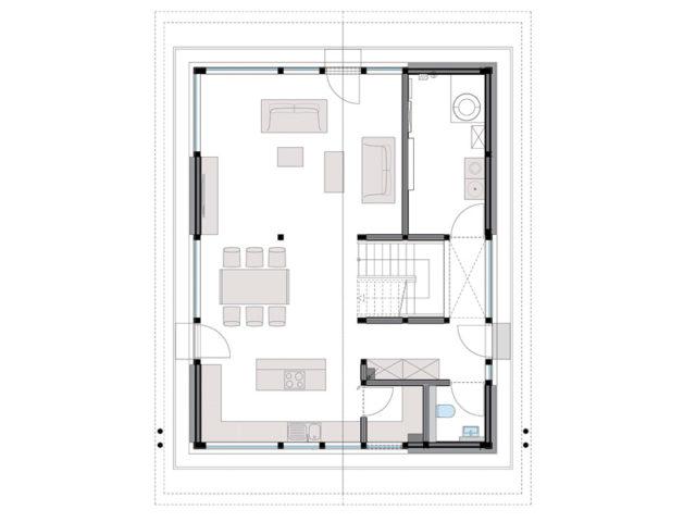 Haus Modum 7 von Huf Haus